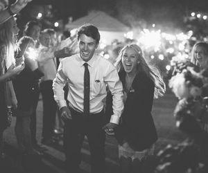 wedding, girl, and love image