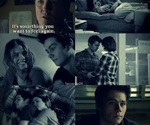 stalia, teen wolf, and stiles stilinski image