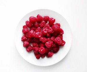 food, fruit, and raspberry image