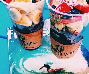 tropical, fruit, and tumblr image