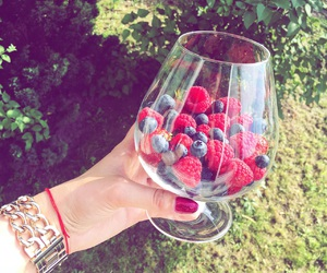 berries, style, and summer image