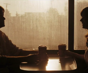 500 Days of Summer, coffee, and adorable image