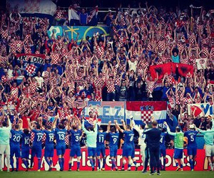 be proud, hrvatska, and modric image