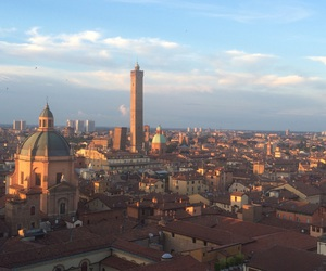 bologna, city, and italy image