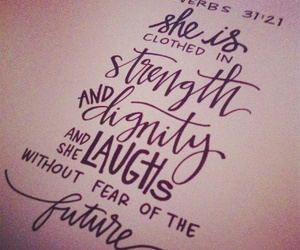 quote and strength image