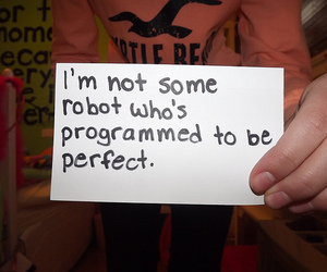 text, perfect, and life image