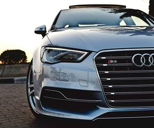 audi and cars image
