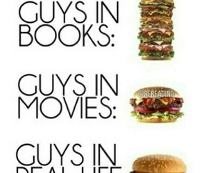 book, guy, and movies image