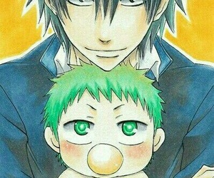 beelzebub and anime image