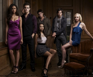 the vampire diaries, Vampire Diaries, and Bonnie image