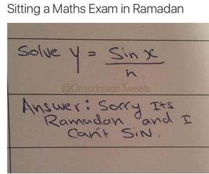 arabs, exams, and funny image