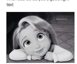 bae and text image