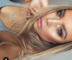 beauty, make up, and nice image