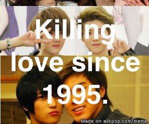 yunjae, taoris, and hunhan image