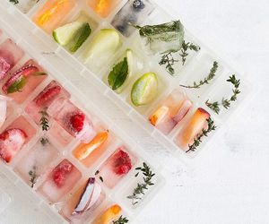 fruit and ice image