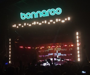 bonnaroo, concert, and macklemore image