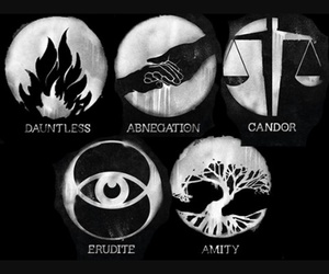 amity, movie, and candor image
