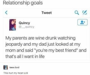 Relationship and goals image