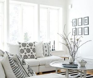 home, decor, and chic image