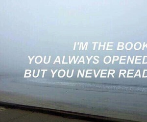book, quote, and grunge image