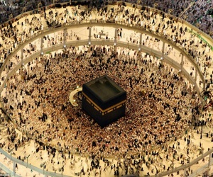 islam and mecca image