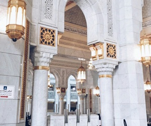 islam, makkah, and mosque image