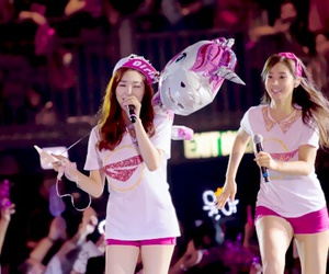 HelloKitty, pink, and snsd image