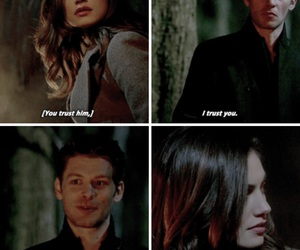 hayley, The Originals, and klaus image