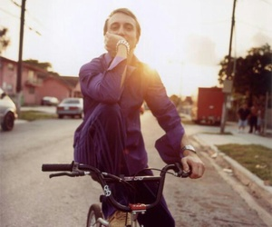 bike, david guetta, and dj image