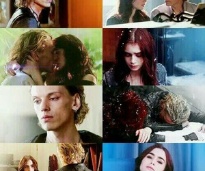 clary fray, the mortal instruments, and clace image