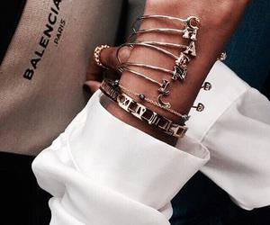 fashion, bracelet, and style image