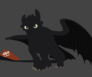 dragon, dreamworks, and minimal image