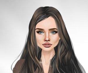 beauty, dressup, and lips image