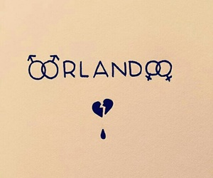 orlando, gay, and pray image