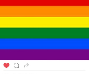 pray, one direction, and love is love image