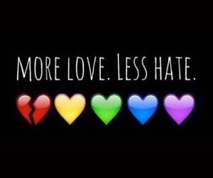 loveislove, love, and prayforpeace image