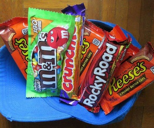 american, candy, and cap image
