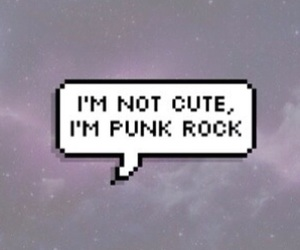 punk, rock, and punk rock image