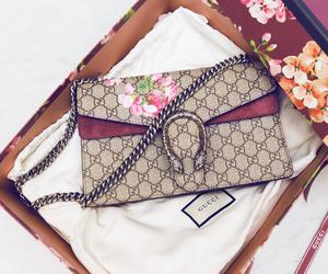 gucci, bag, and handbag image