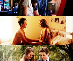 movie, miles teller, and love image