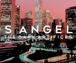 the dark artifices and los angeles image