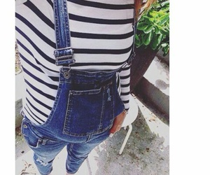 baby, denim, and girly image