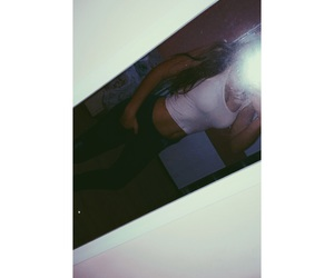 mirror, body goals, and fit image