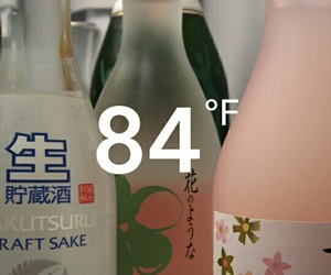 asian, bottles, and drinks image
