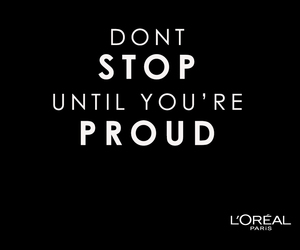 proud and quote image