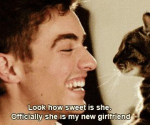 boy, cat, and dave franco image