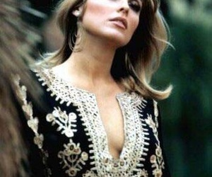 sharon tate, hippie, and style image