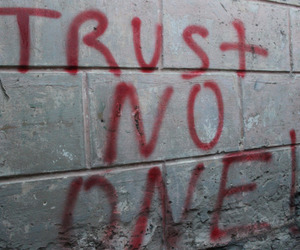 2pac, Trust No One, and tumblr image
