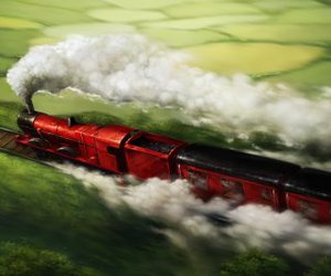 express, pottermore, and harry potter image