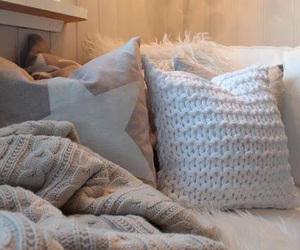 pillow, home, and cozy image